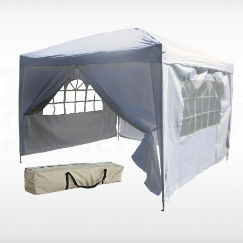 EZ Pop Up Canopy Gazebo
