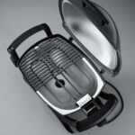 Weber Electric Grill Split View