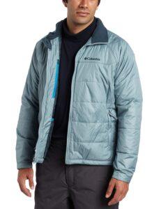 Men's Columbia Bugaboo inside jacket sea salt